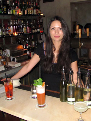 Erin New York bartending tutors