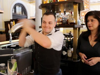 Corning California Bartending School